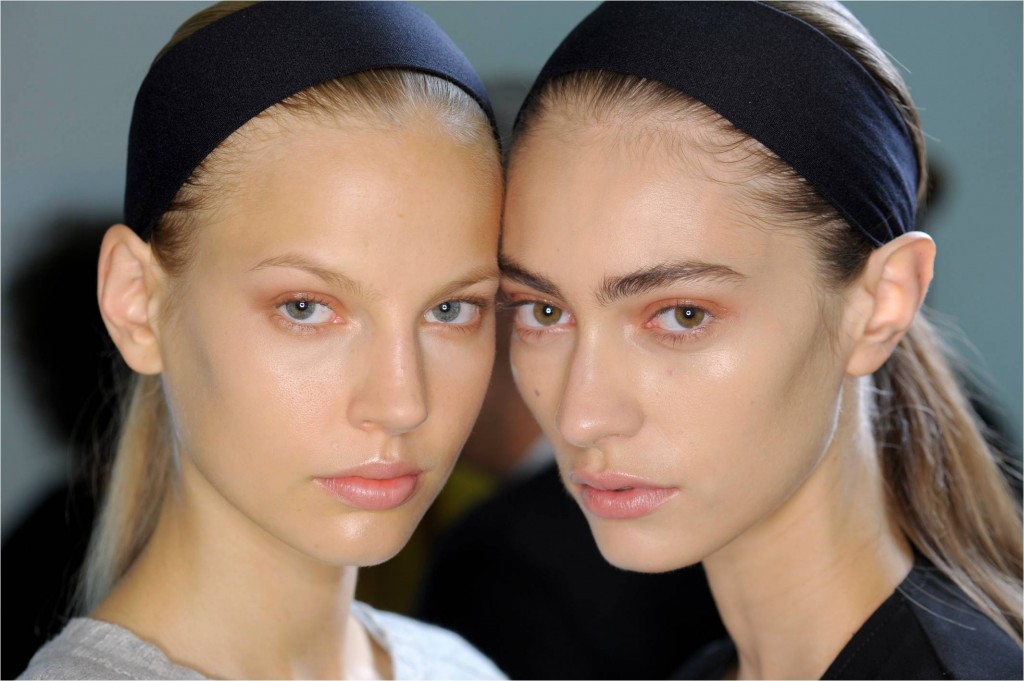 Max Factor Beauty Look Victoria Beckham SS14 2
