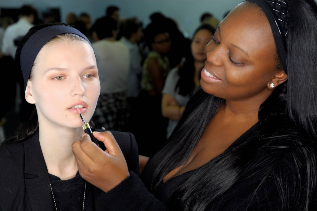 Max Factor Victoria Beckham SS14 Beauty - Pat McGrath