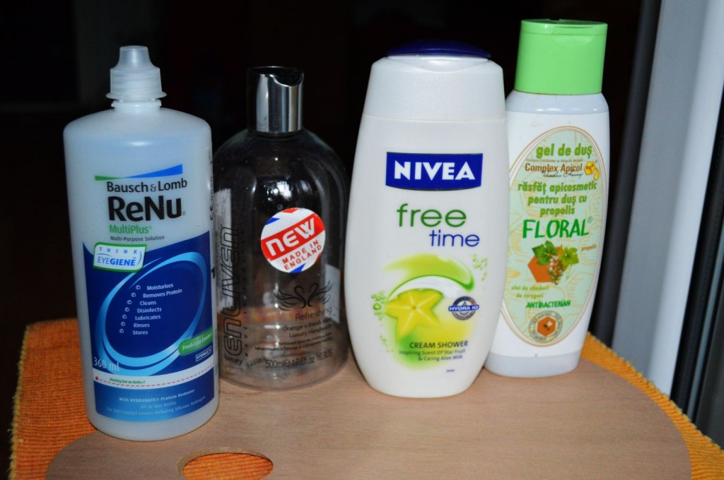 2014_05_06 - April Empties