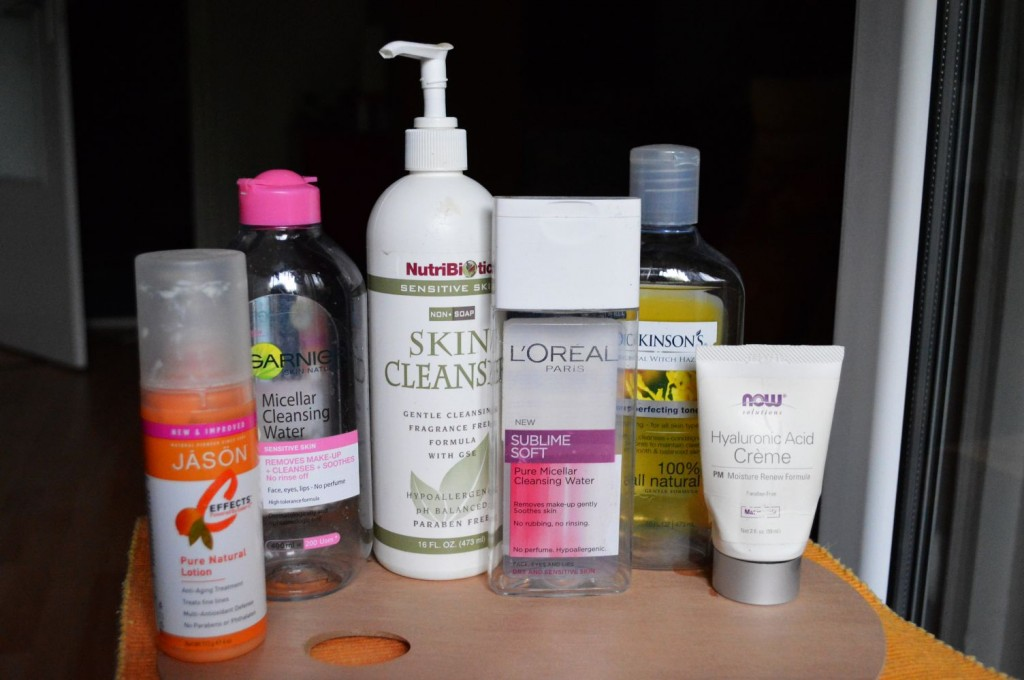 empties of april