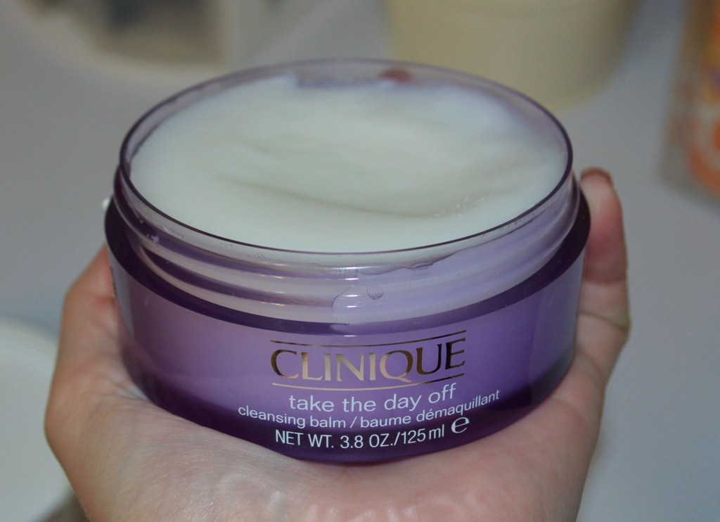 Clinique cleansing balm review