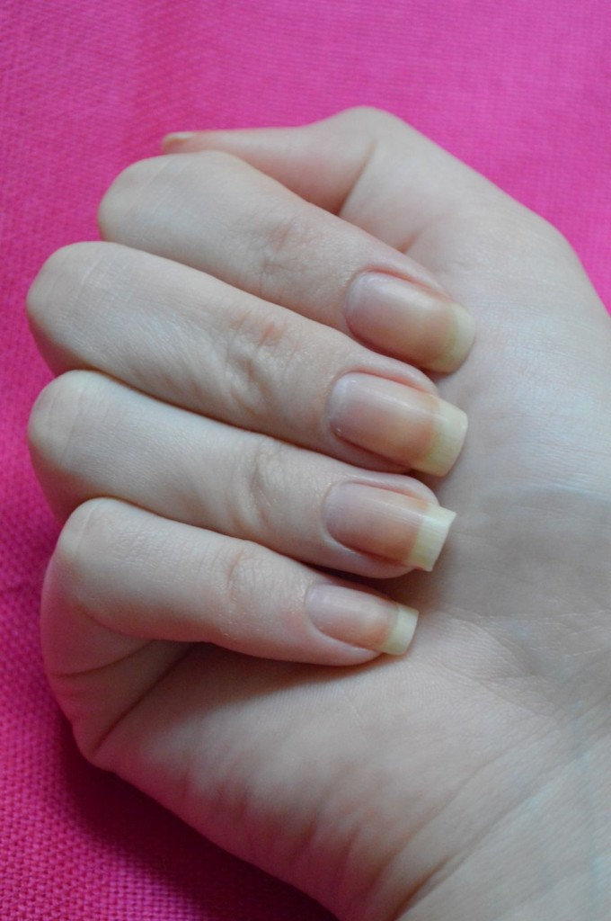 Naked Nails - Trind Review