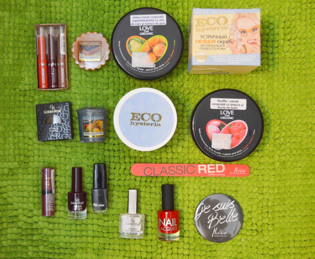 Cosmetics Beauty Hair 2014 haul - dianarosu.com
