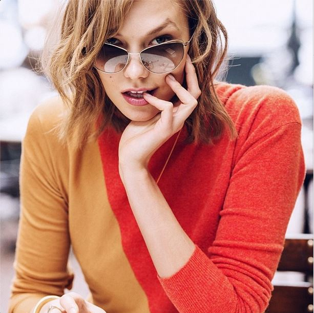 Karlie Kloss L'Oreal Paris