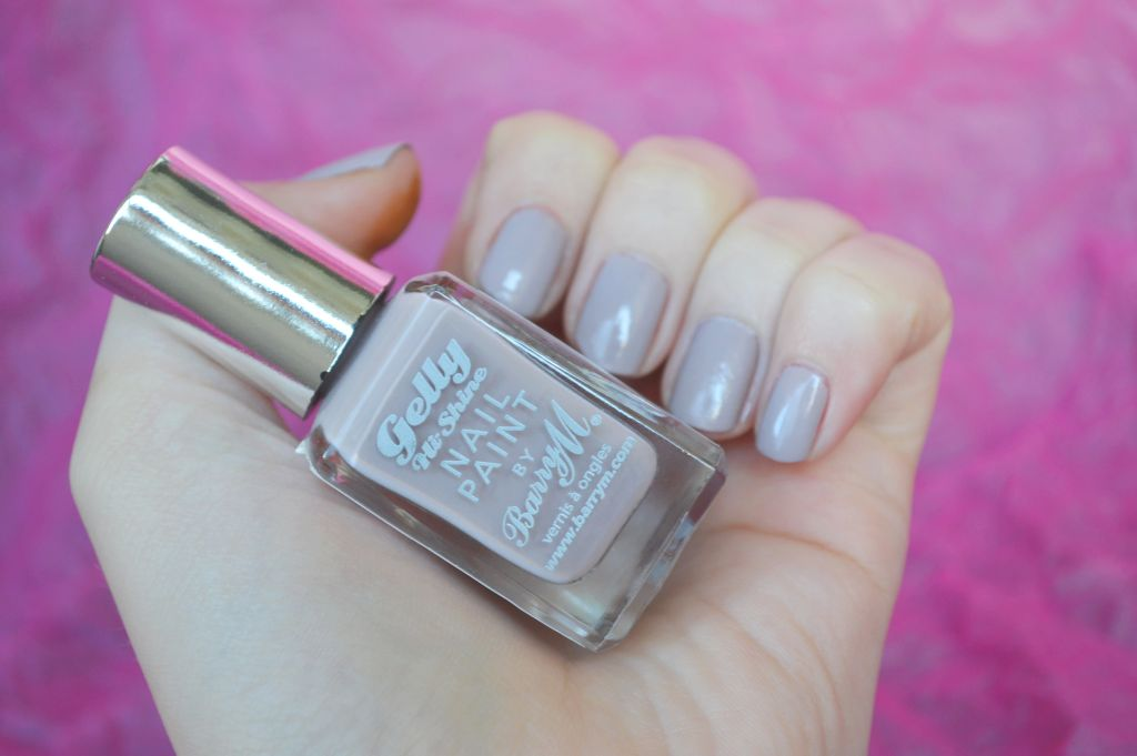 Barry M - Almond swatch