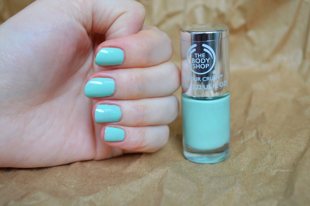 The Body Shop - Mint Cream