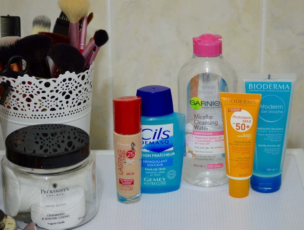Top 5 drugstore products