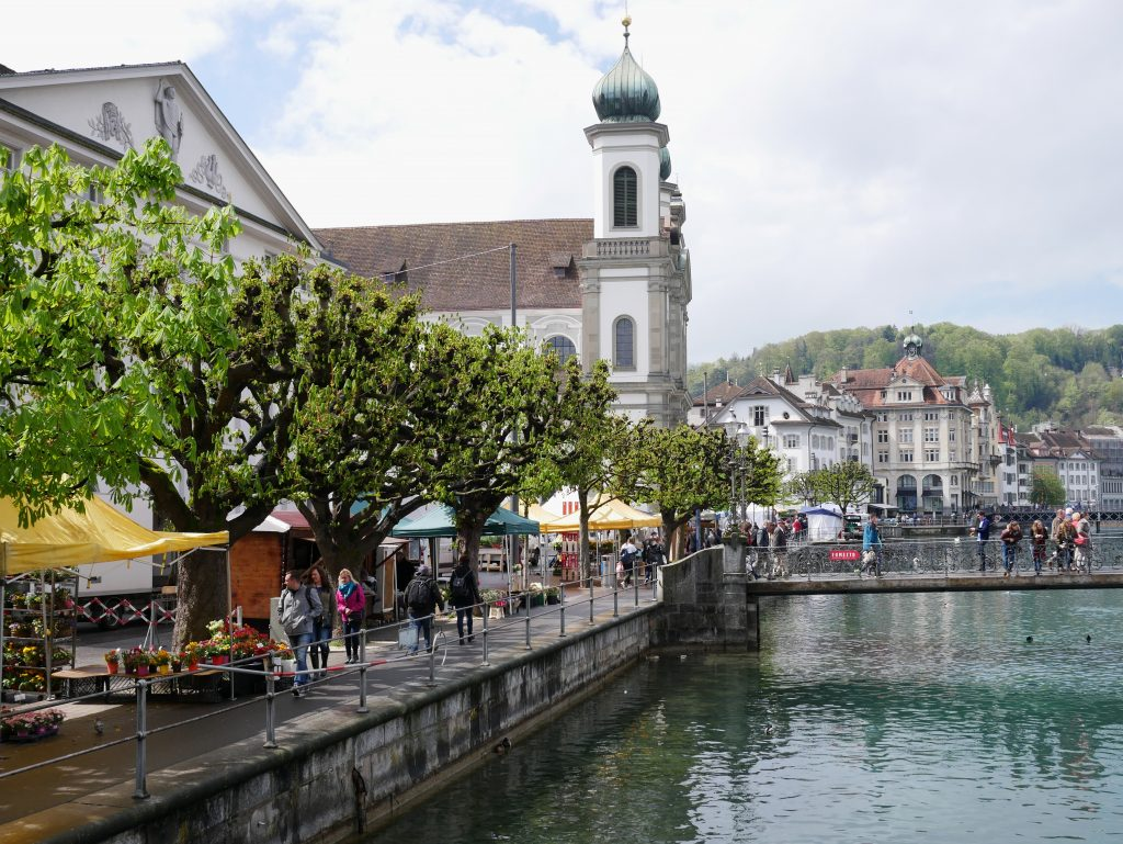Luzern Switzerland 3 - Diana Rosu