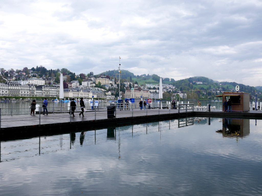 Luzern Switzerland - Diana Rosu