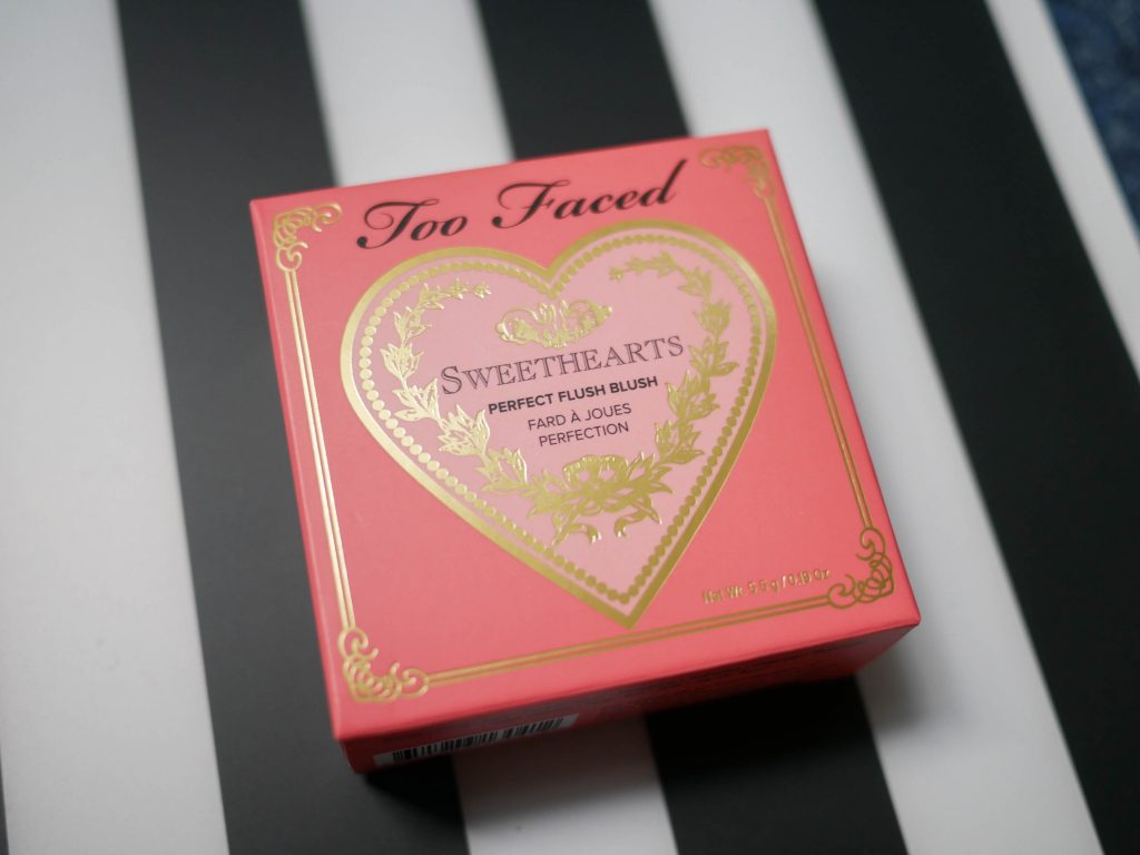 TooFaced Blush review